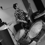 Keith plays bass